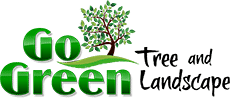 Go Green Tree & Landscape Logo