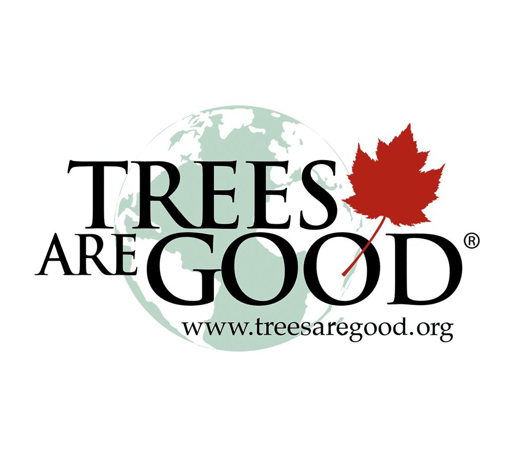 Trees are Good Logo